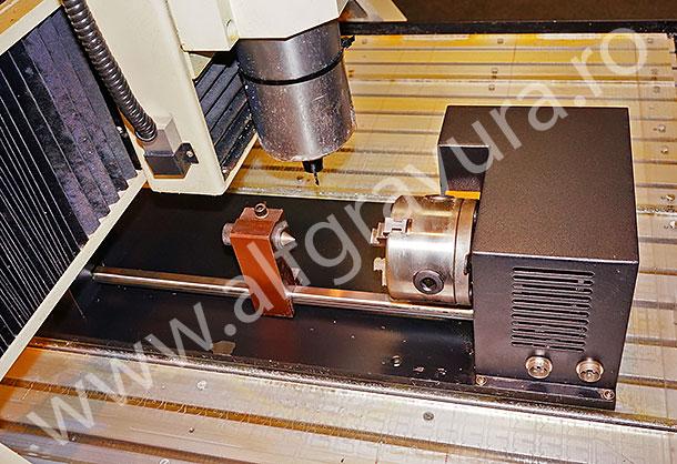 Adaptor pentru gravura pe cilindru