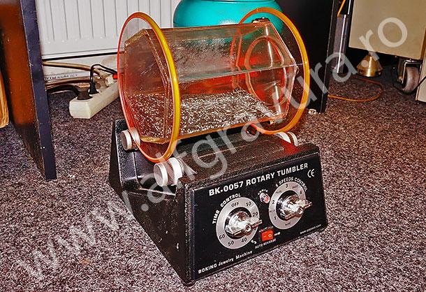 Masina de lustruit cu bile