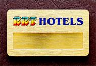 Ecuson hotel policromie