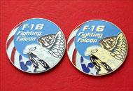 emblema F16 pozitiv