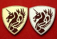 Emblema inorog