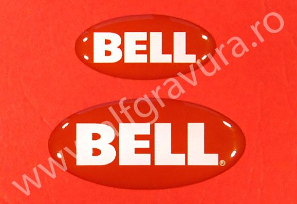 Etichete ovale cu rasina