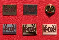 Insigne metalice gravate