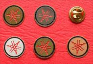 Insigne pins gravate