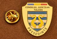 Insigne Aurite Presedinte Consiliul Local Tulcea