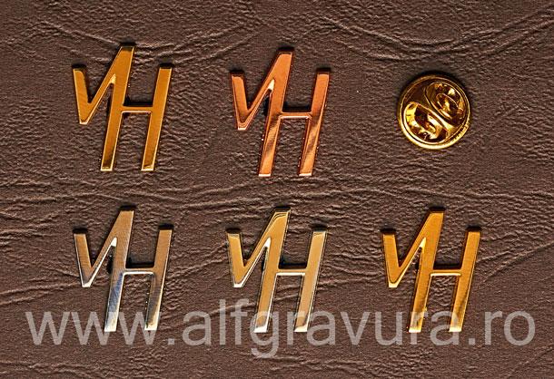 Insigna Decupata Metalica