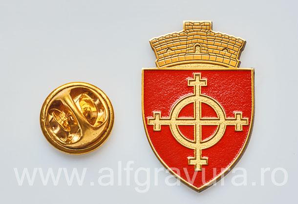 Insigna Gravata Bunesti