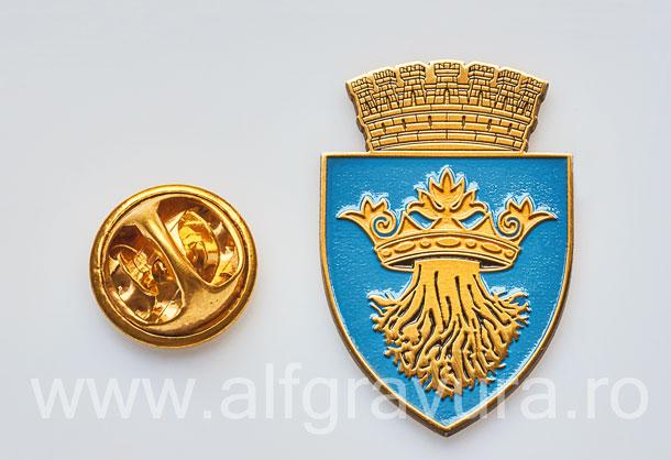 Insigna Gravata Brasov