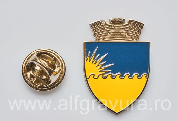 Insigna Nichelata Eforie