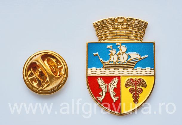 Insigna Aurita Galati