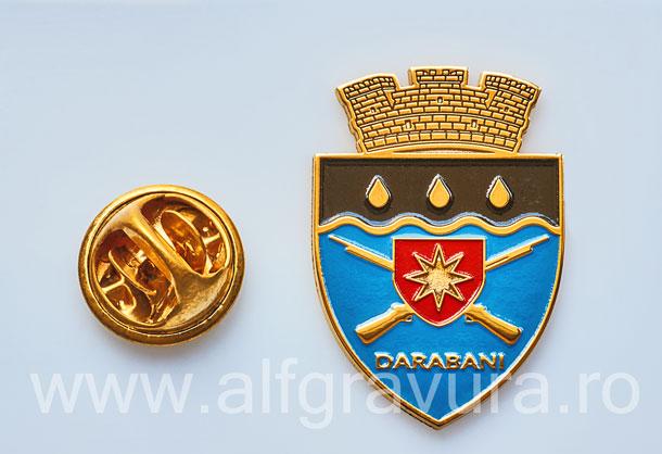 Insigna Aurita Darabani