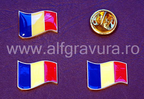 Insigna Drapelul Romaniei