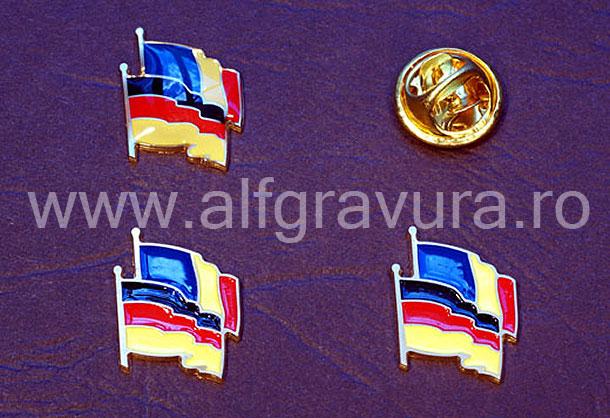 Insigna Romania Germania