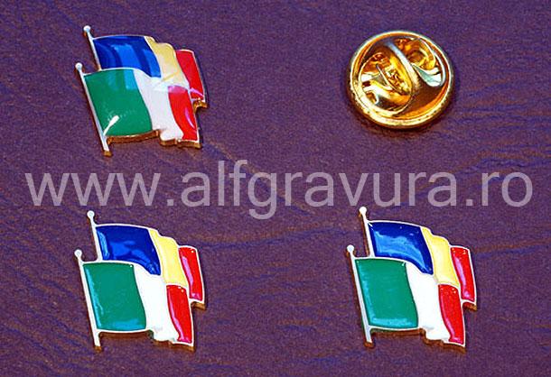 Insigna Romania Italia