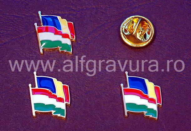 Insigna Romania Ungaria