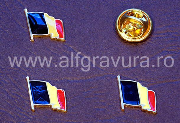 Insigna Steagul Belgiei