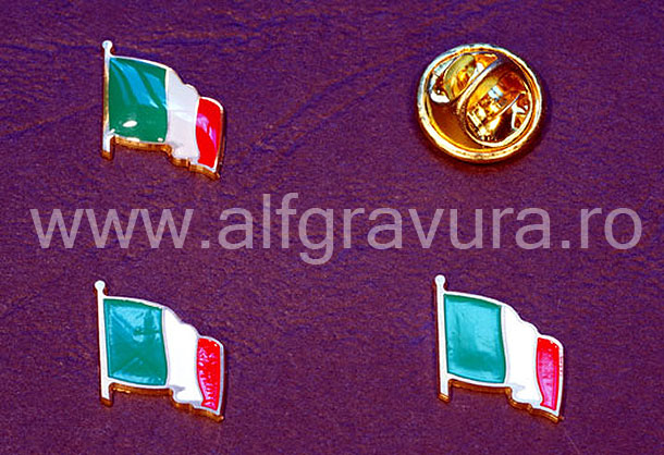 Insigna Steagul Italiei