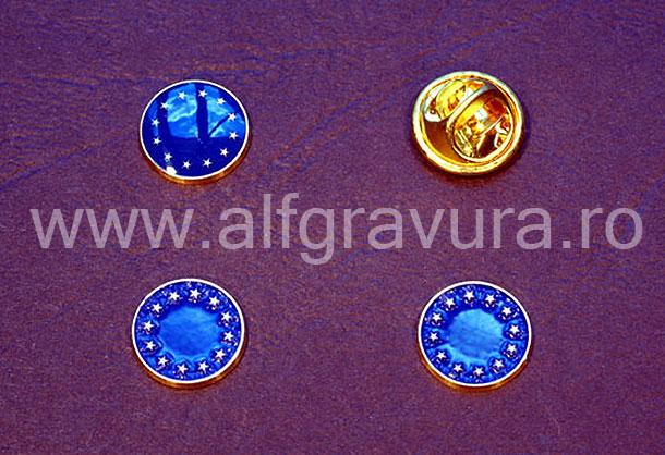 Insigna  rotunda UE
