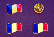 Insigne drapelul Romaniei