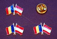 Insigne Romania Austria