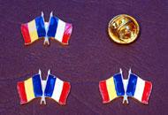 Insigne Romania Franta