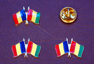 Insigne Romania Guineea