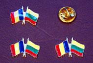 Insigne Romania Lituania