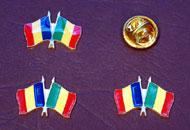 Insigne tari Romania Mali