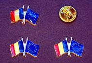Insigne Romania UE