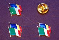 Insigne Romania Italia