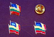 Insigne steaguri Romania Lituania