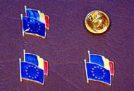 Insigna Romania UE