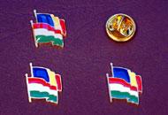 Insigne steaguri Romania Ungaria