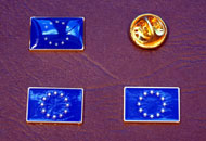 Insigne  Steag UE