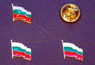 Insigne steagul Bulgariei