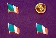 Insigne steagul Irlandei