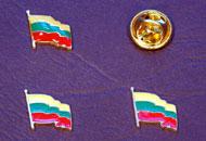 Insigne steagul Lituaniei