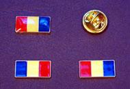 Insigne tricolor Romania