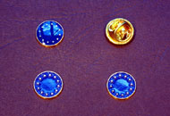 Insigne rotunde UE