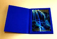 Placheta policromie Mape plus albastra
