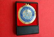 Spate medalie M71 in caseta plastic