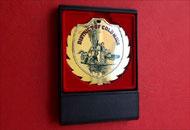 Spate medalie M72 in caseta plastic
