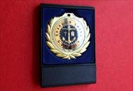 Fata medalie M72 in caseta plastic