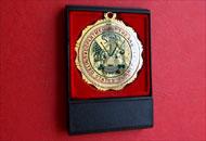 Spate medalie M73 in caseta plastic