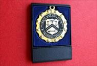 Fata medalie M73 in caseta plastic