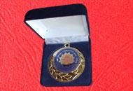 Fata medalie M71 in caseta plus