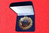 Fata medalie M72 in caseta plus