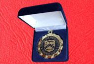 Fata medalie M73 in caseta plus
