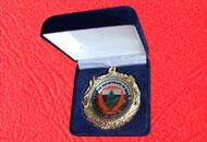 Fata medalie M74 in caseta plus