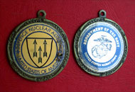 Medalie bronz M01 - model1
